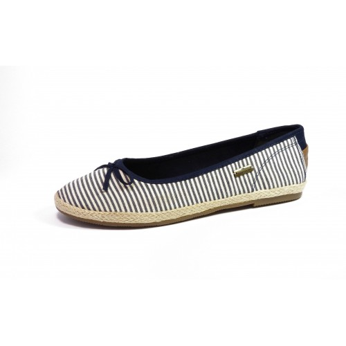 Espadrile TOM TAILOR - modra